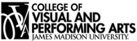College of Visual and Performing Arts Logo