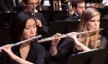 JMU Wind Symphony and Symphonic Band Thumbnail